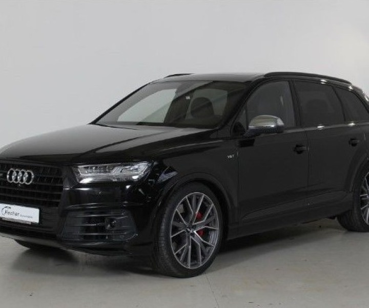 Audi SQ7 - AUTOS IMPORT